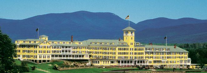 Mountain View Grand Resort Spa Whitefield New Hampshire New Hampshire Attractions Resort Mountain View Resort
