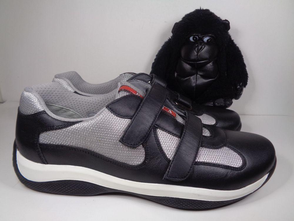 prada calzature uomo trainers