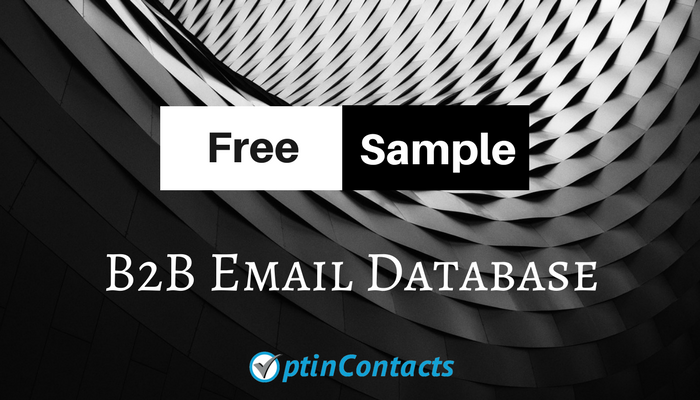 Free Sample Email List | Offers!!!!! | Email list, Email