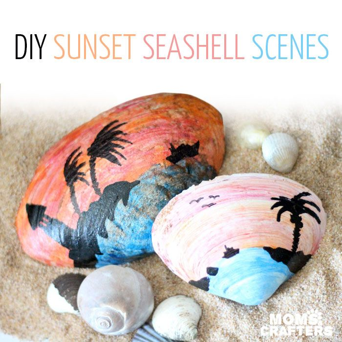 Ocean Crafts For Teens on Ocean Animals