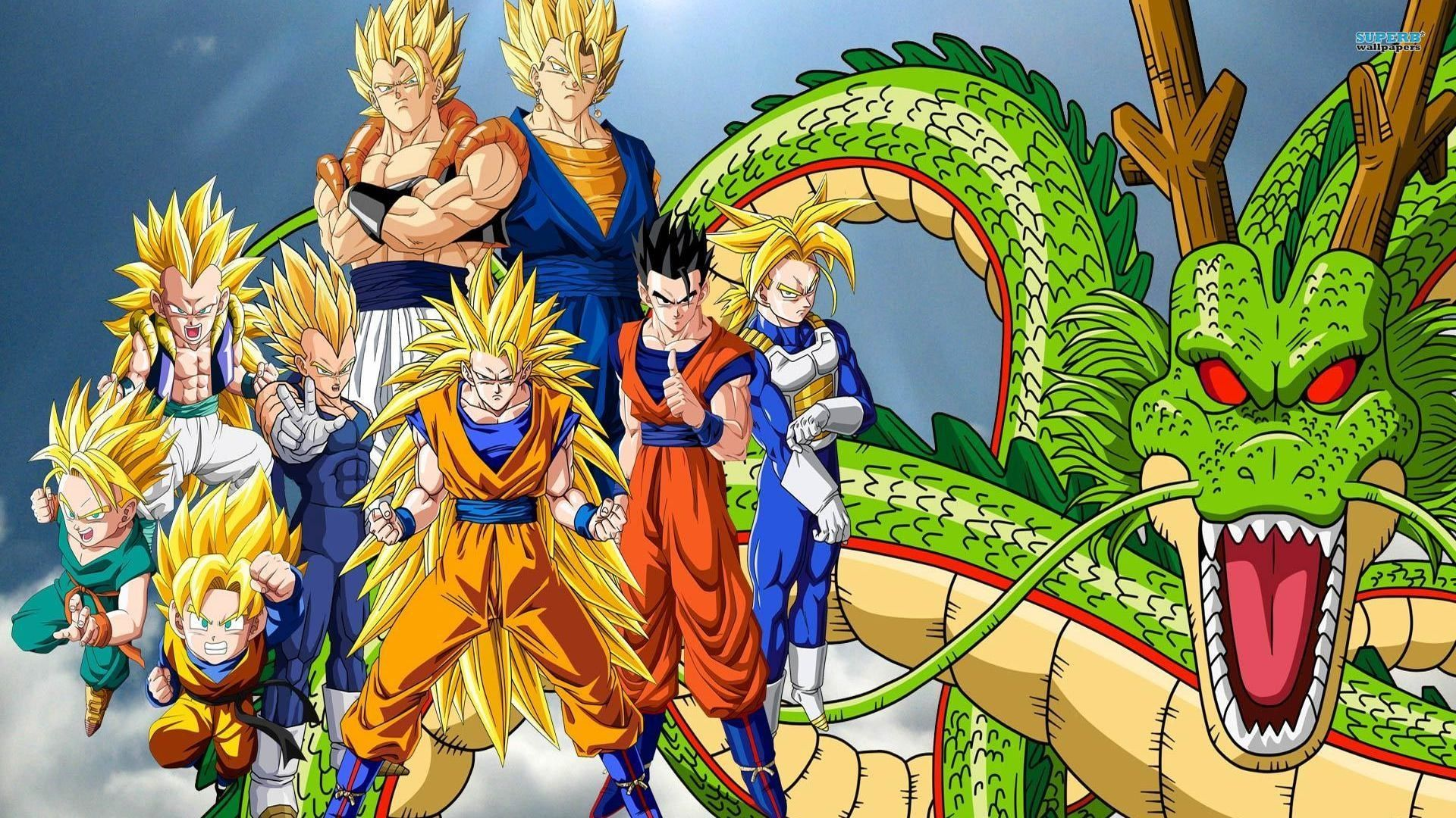 1920x1080 Dragon Ball Z Wallpaper Hd 1920x1080 Dragon Ball Z