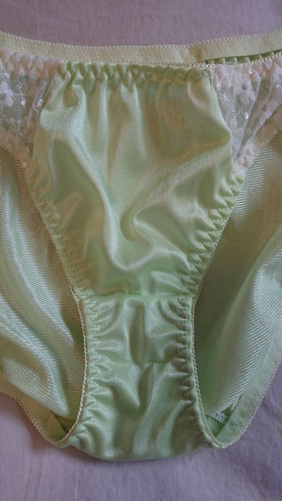 dfee4502ae48 A NWOT Vintage pair of Nylon Bikini Panties from Japan, in size 12-14