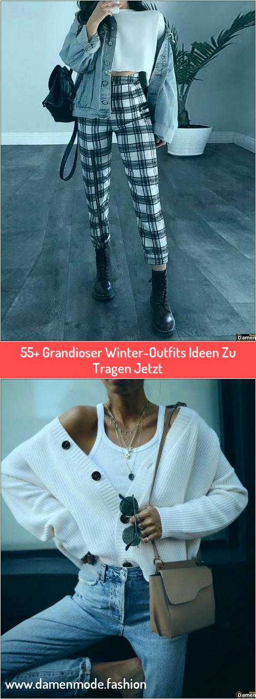 Photo of Più di 55 grandi abiti invernali Ideen Zu Tragen Jetzt