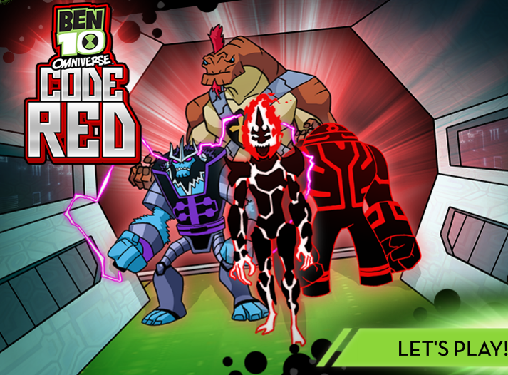 Ben 10 Omniverse Code Red (With images) Ben 10 omniverse
