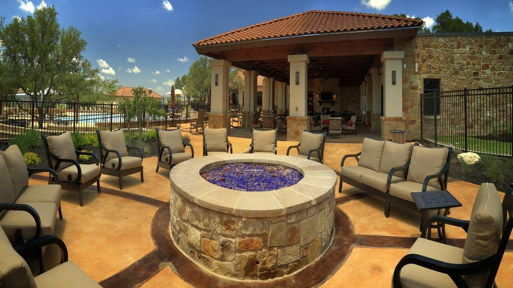 Relax At The New And Inviting Travisso Clubhouse This Fall