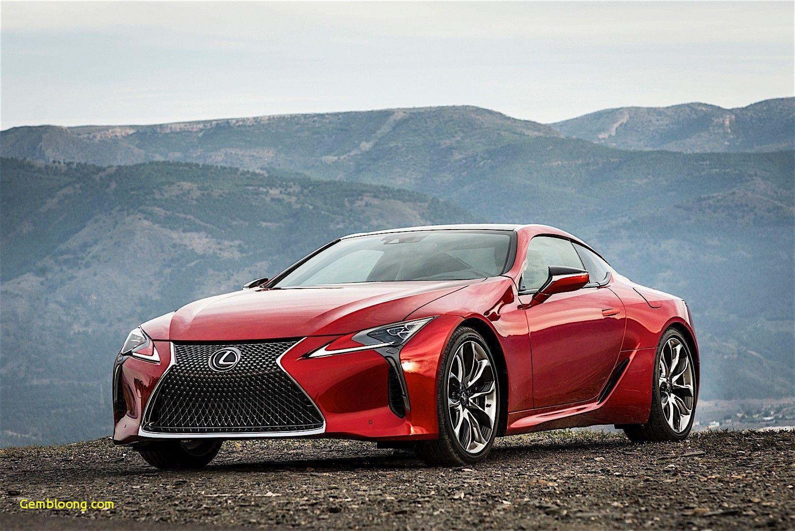 2020 Lexus Lf Lc History