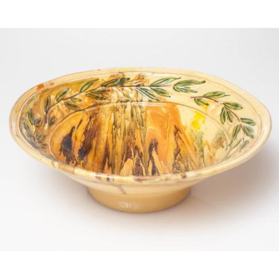 Abigails Le Moulin Marbleized Bowl