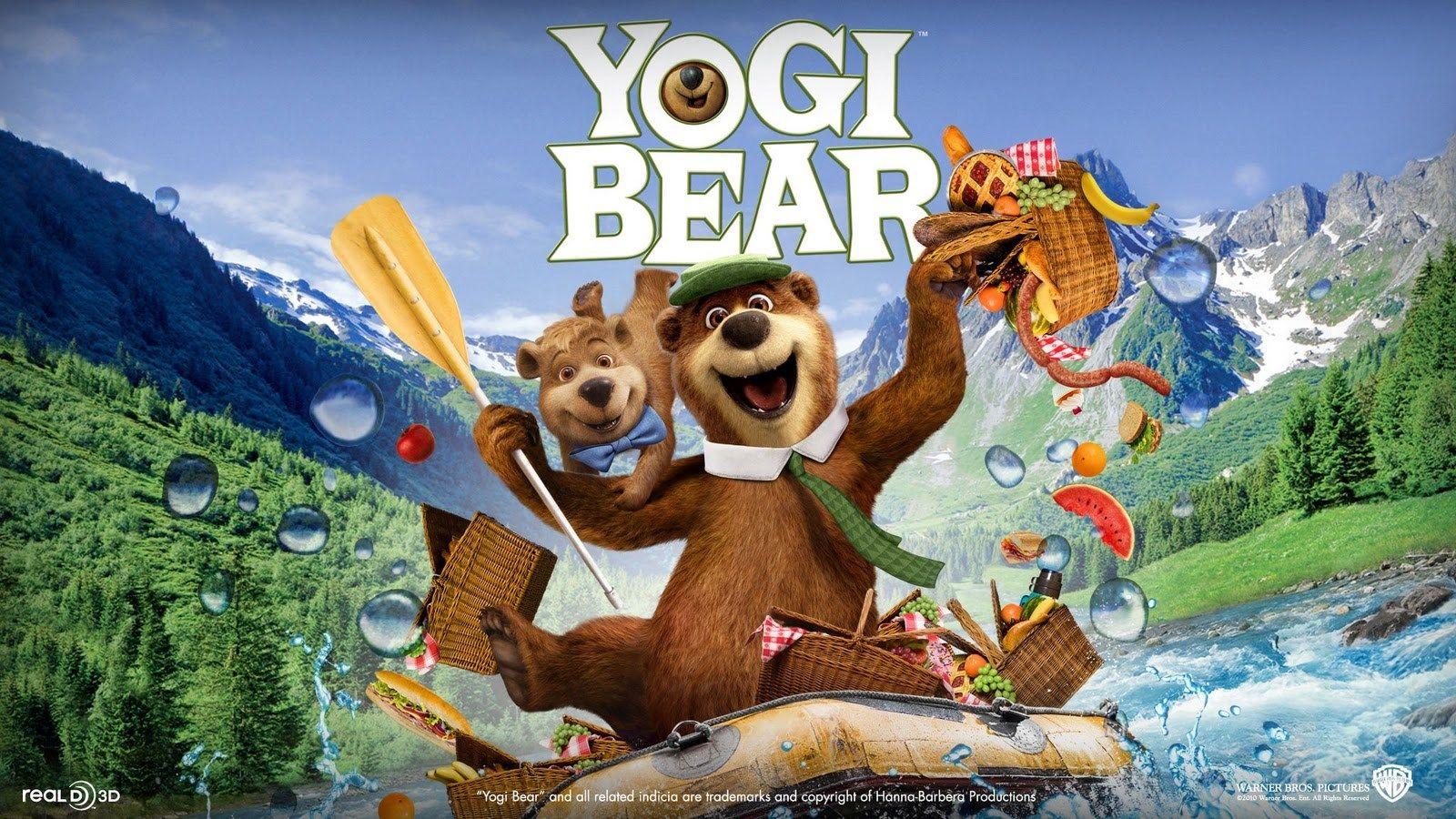 1600x900 High Resolution Wallpaper Yogi Bear Movie Wallpapers