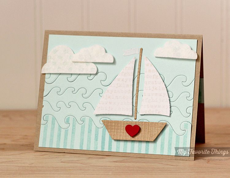 you are the wind in my sails by Kimberly Crawford - Cards and Paper Crafts at Splitcoaststampers