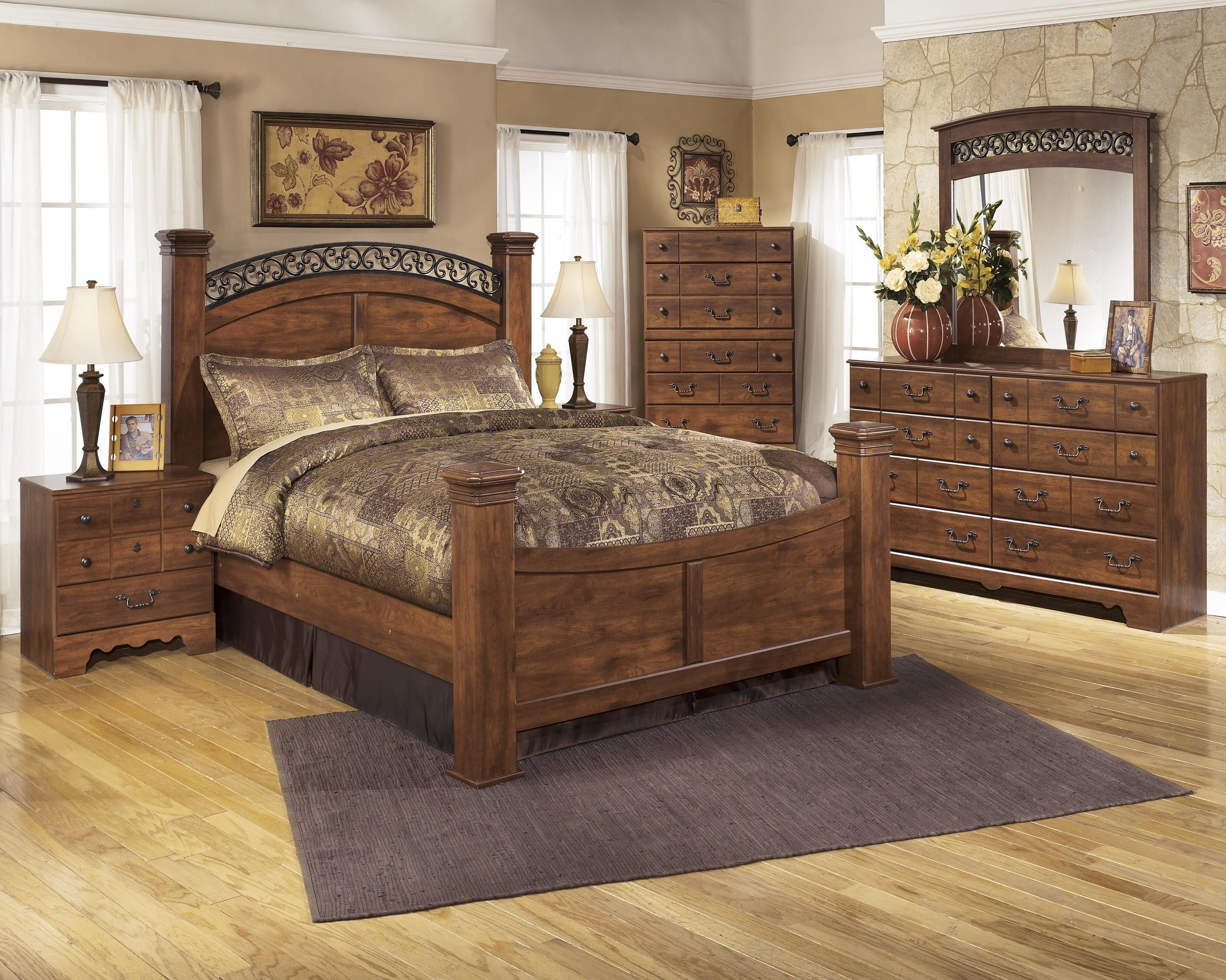 Timberline Queen Bedroom Group by Signature Design by