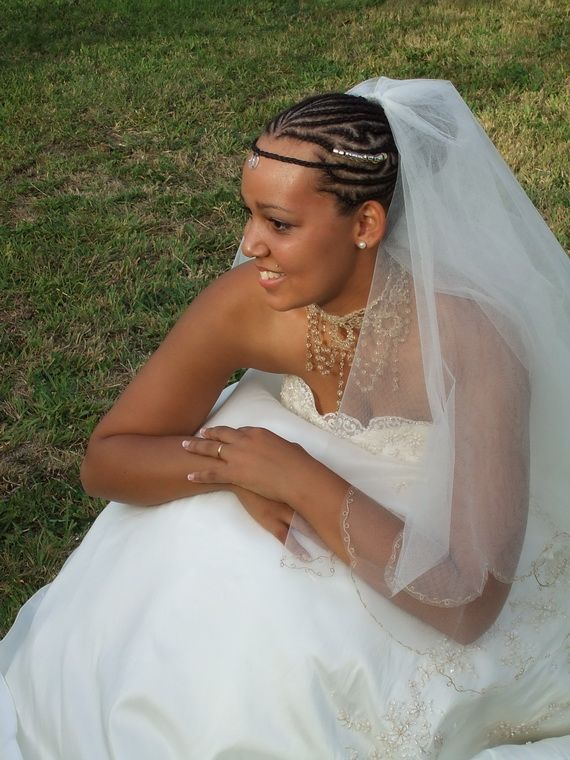 Awesome 1000 Images About Afro Wedding Hairstyle On Pinterest African Short Hairstyles Gunalazisus