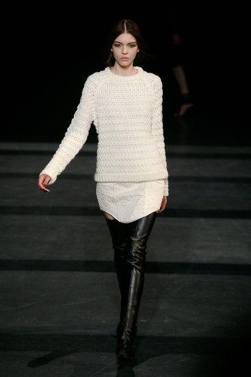 Tibi Fall NY fashion week 2013