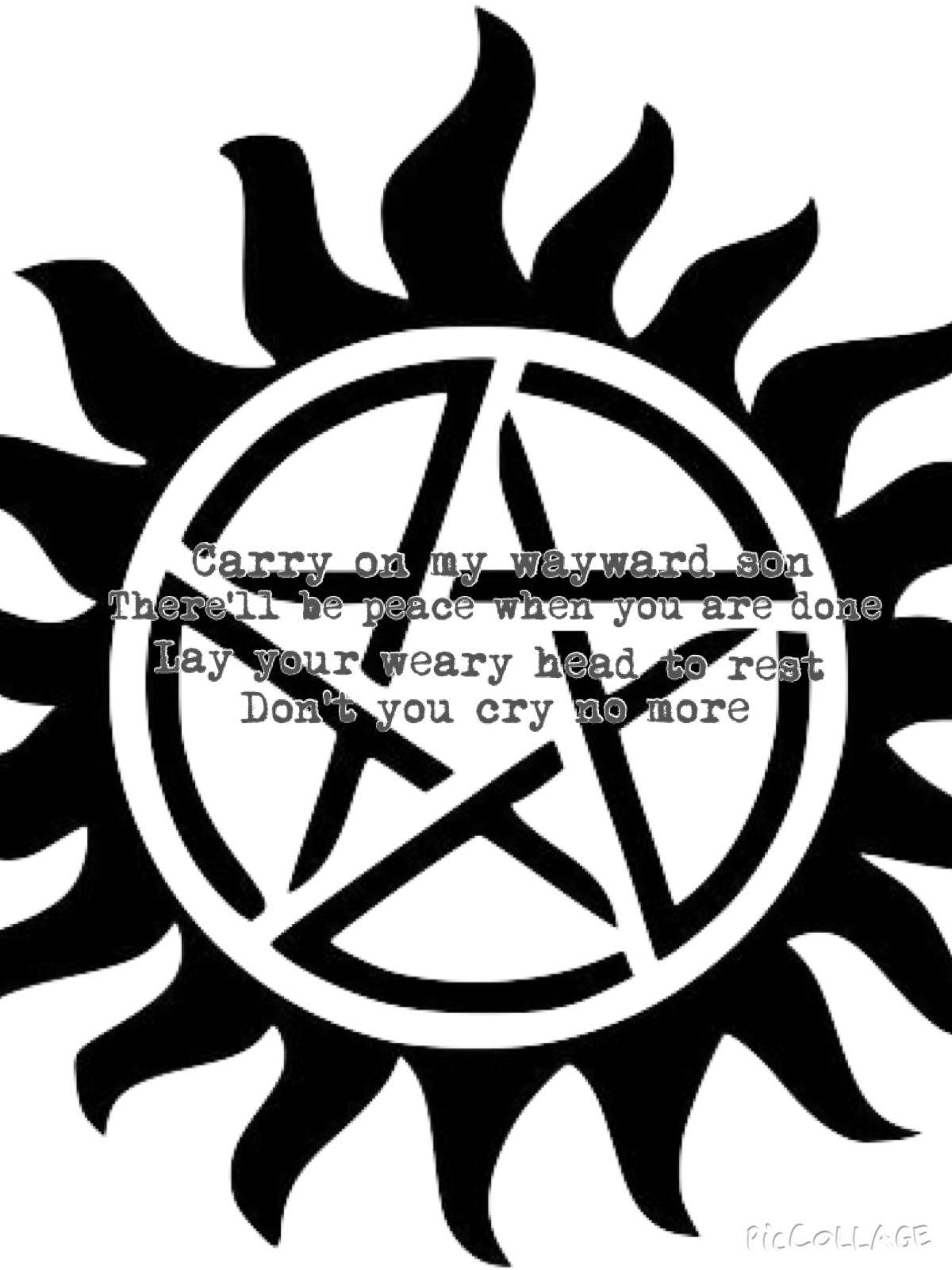 Pin by Haley Herron on Supernatural Supernatural anti