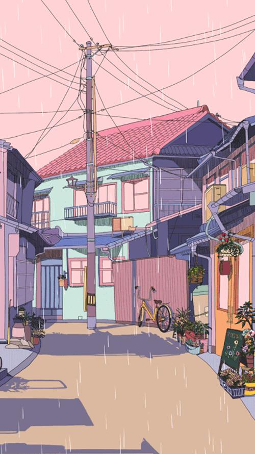 Wallpaper Tumblr Japanese Aesthetic
