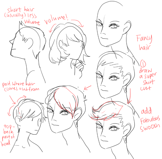 OMIOGSH so many people asked for hair BUT HAIR IS ONE OF