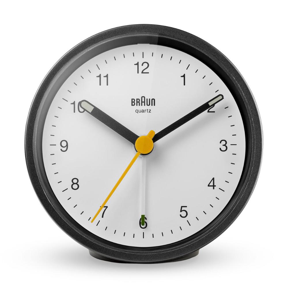 Braun Bc12 Travel Alarm Clock In 2020 Travel Alarm Clock Clock Braun Alarm Clock