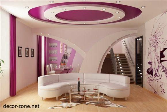 roundfalseceilingdesignsforlivingroommadeofgypsumboard