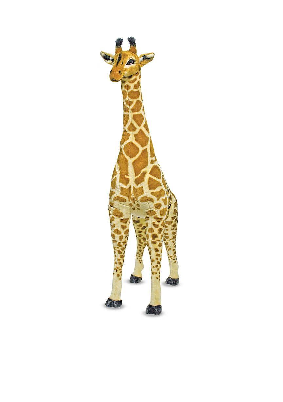 Melissa Doug 5 Tall Plush Giraffe Giraffe Plush Melissa Doug [ 1228 x 864 Pixel ]