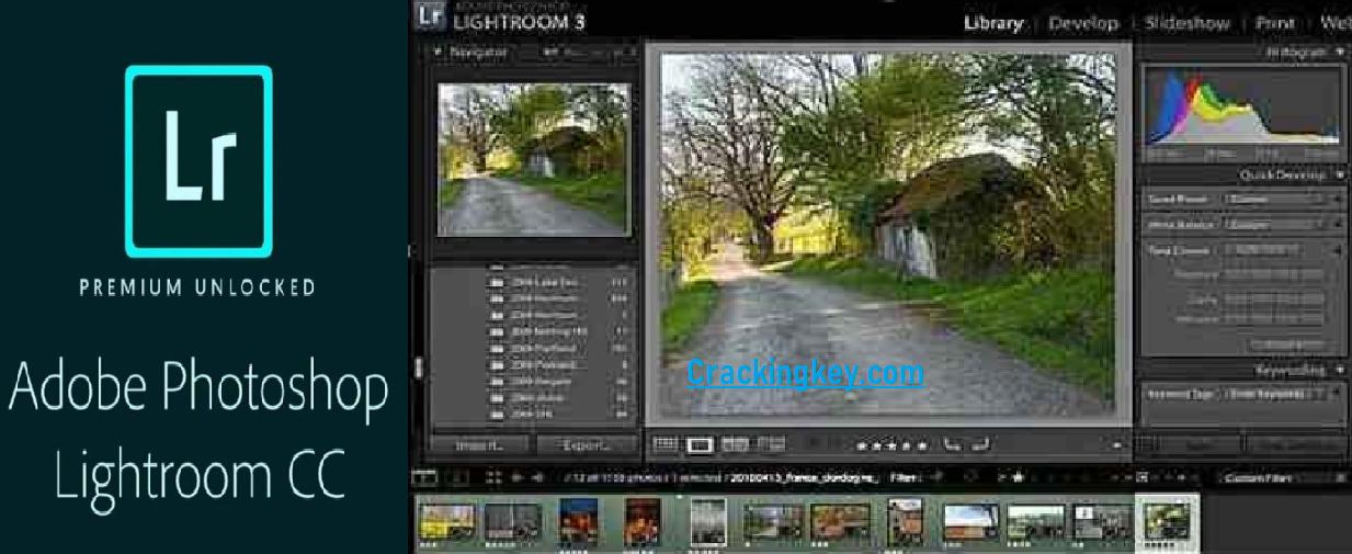 Lightroom web gallery