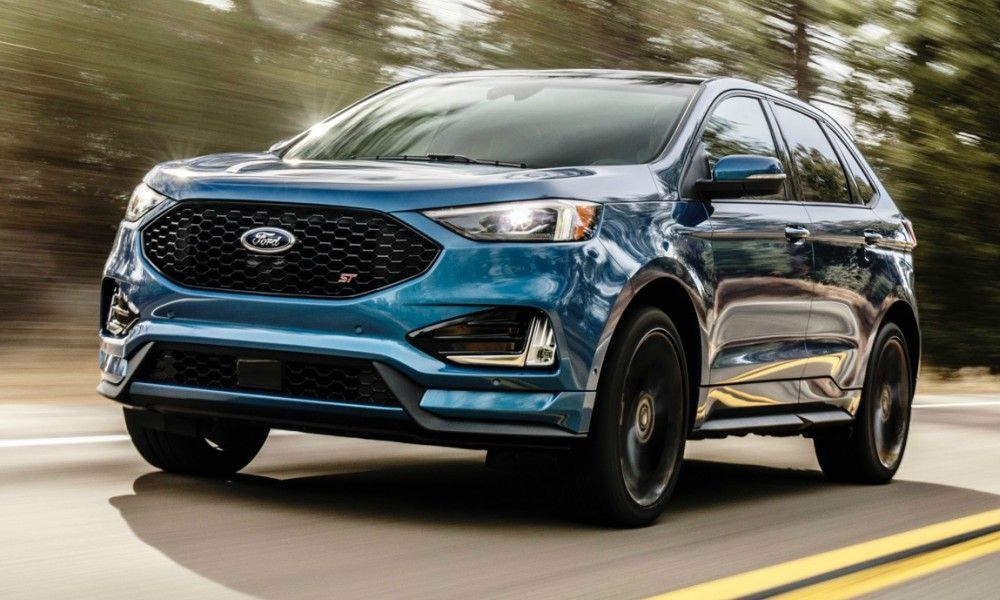 Refreshed Ford Edge Gets The ST Treatment For Performance