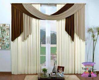 احدث كتالوج صور ستائر صالونات بتصميمات مودرن وكلاسيك 2020 Red Curtains Curtains Home Decor
