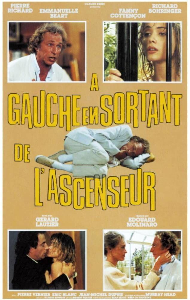 Лучшие французские комедии. Налево от лифта