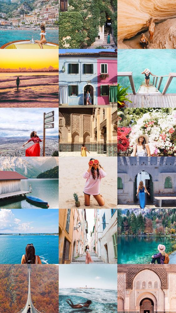 With over 500 million monthly active Instagram users there is definitely no  shortage of accounts making me want to quit my job and buy a one way  ticket. Here are 20 of my favorite travel Instagram accounts!