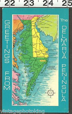 c1960 Map of Delmarva | Delmarva peninsula, Old postcards ... on virginia peninsula, adirondack high peaks map, dominion power service area map, rehoboth beach, delaware map, california shipwreck map, virginia map, northeast us road map, indian river, dewey beach, bethany beach neighborhood map, cape henlopen, olde england map, west va map, east coast map, long island map, state of deseret, gloucester county va map, sussex county, delaware bay, bethany beach, district of columbia statehood movement, middle peninsula, mexico yucatan peninsula map, georgetown de map, new orleans map, md beaches map, lake county map, dc area and surrounding area map, 51st state, maryland map, state of franklin,