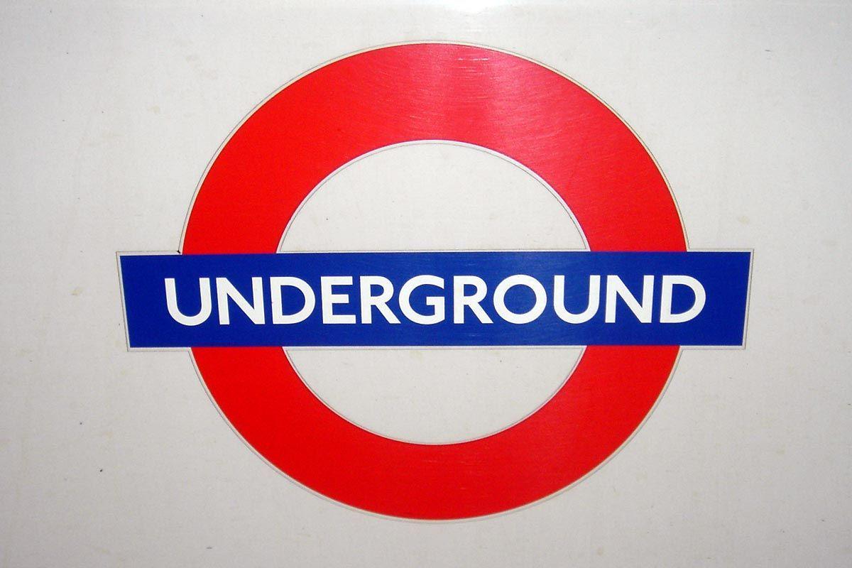 Underground Tube Station.