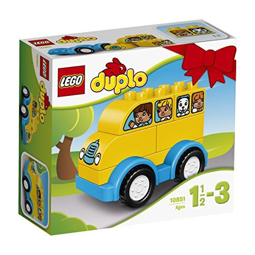 Lego Duplo My First Bus Building Set Lego Duplo My First Lego
