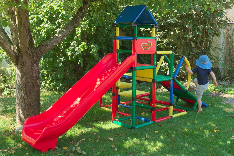 Quadro Spielturm Mit Integralrutsche Spielturm Kinderzimmer Einrichten Junge Wohnmobil Umbau