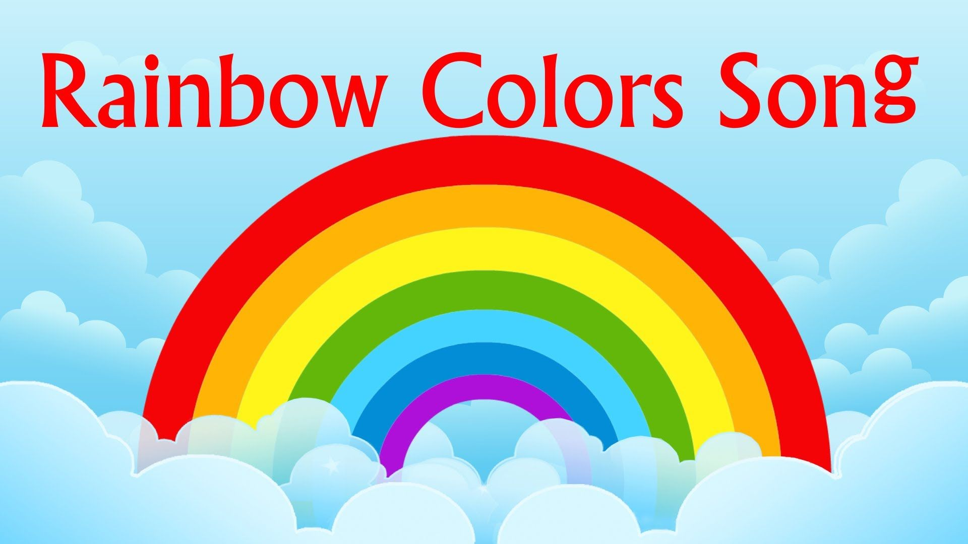 What Are The Vibgyor In A Rainbow This Nursery Rhyme Will Solve The Mystery Learningsong Parents Family Kids E With Images Color Songs Rainbow Songs Childrens Songs