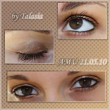 Eye Make Up - Datum: 21.05.10  http://talasia.blogspot.com/2010/05/amu-2105220510.html
