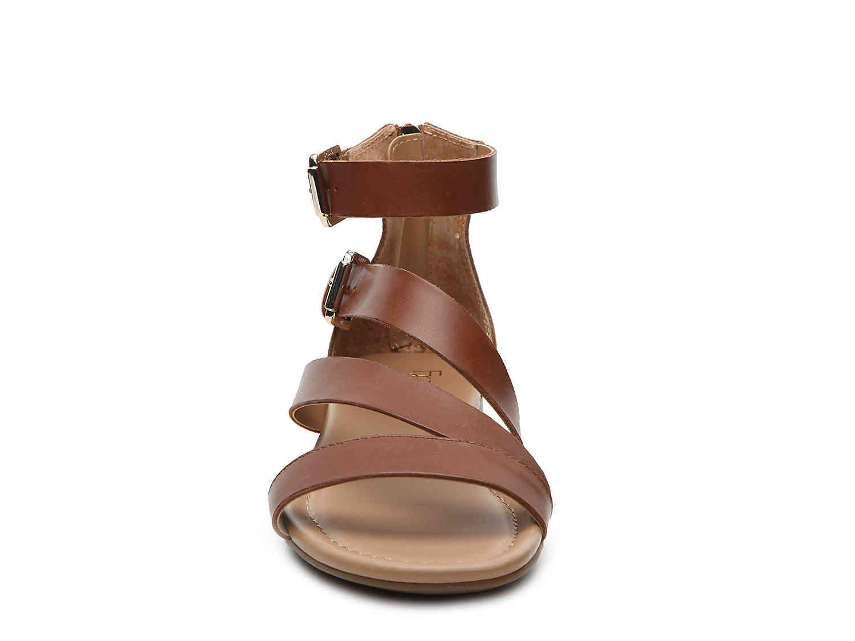 5fd1971ccb Franco Sarto Greta Flat Sandal Women s Shoes