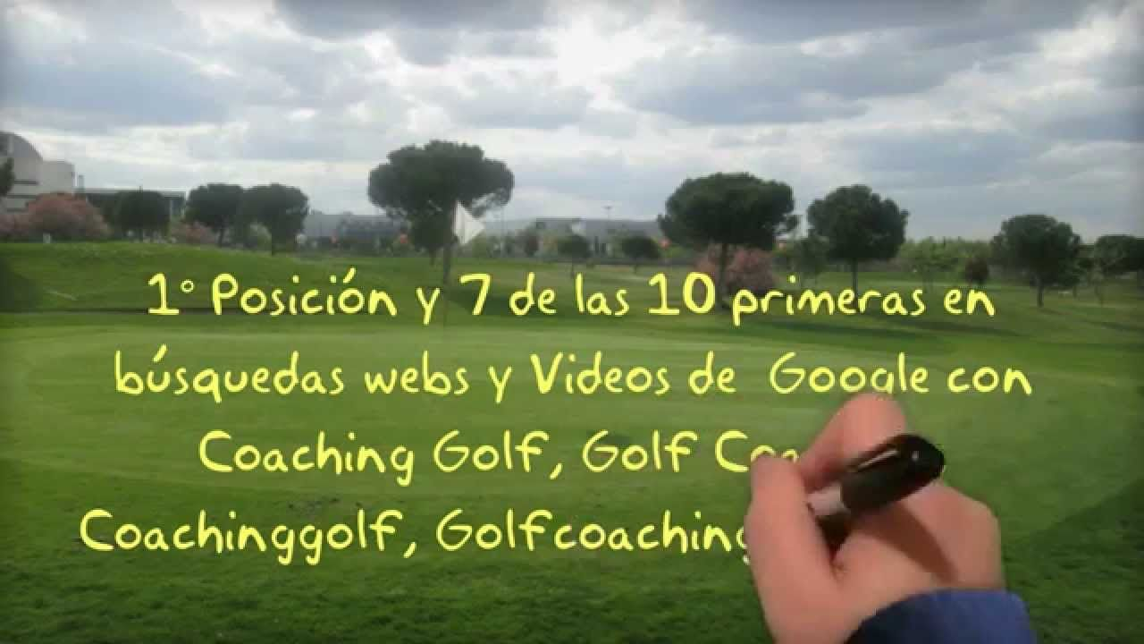 Anunciate en coaching golf, web y radio, aquí te explicamos el porque.