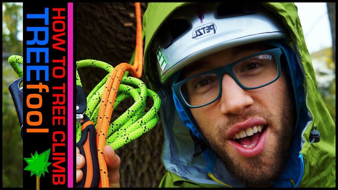 How to tree climb ep13 set retrieve climbing