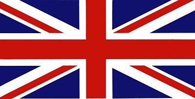 Vintage Clip Art – British Flag