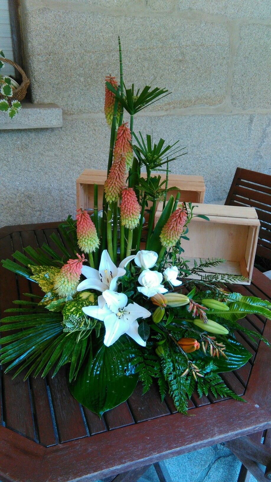 Pin De Sara Alves Em Arranjos Florais Arranjos De Flores