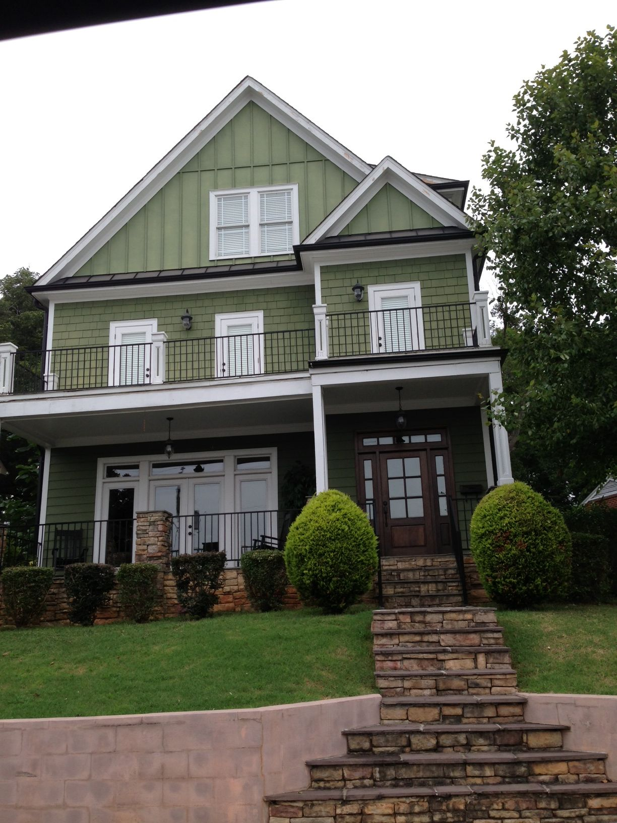 different exterior materials | House styles, Exterior ...