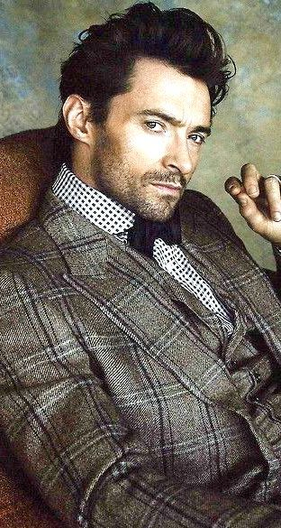 Sharp Dressed Man: 10 Tips for Dressing Your Man – Hugh Jackman