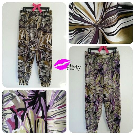 Joggins pants by @flirtyaccesorios Venezuela