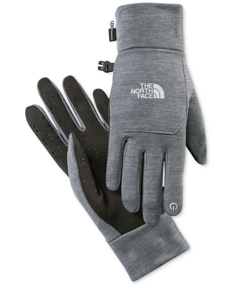 North Face Stretch-Handschuhe