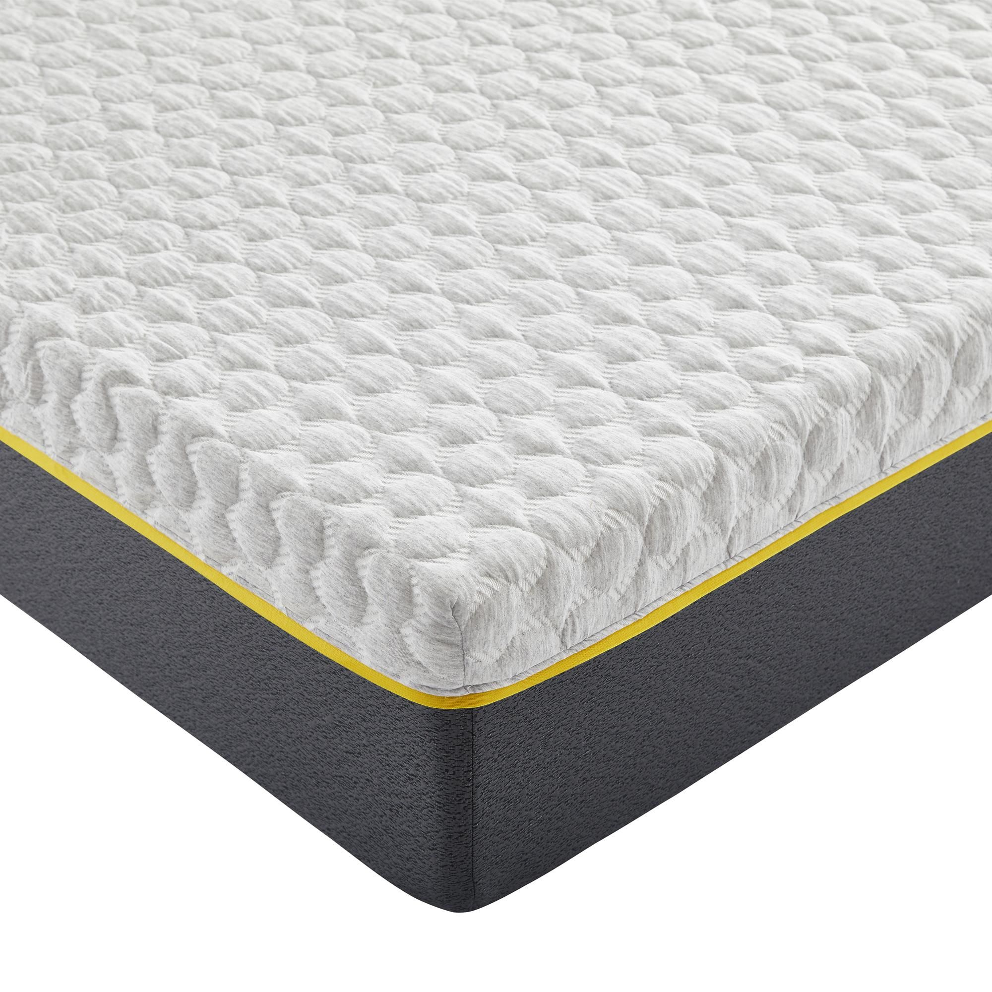 Corsicana 10 Inch Hybrid Full Size Mattress Early Bird King Size Mattress Mattress California King Mattress