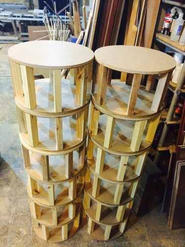 esqueleto, estructura puff en madera para tapizar. sillón ...