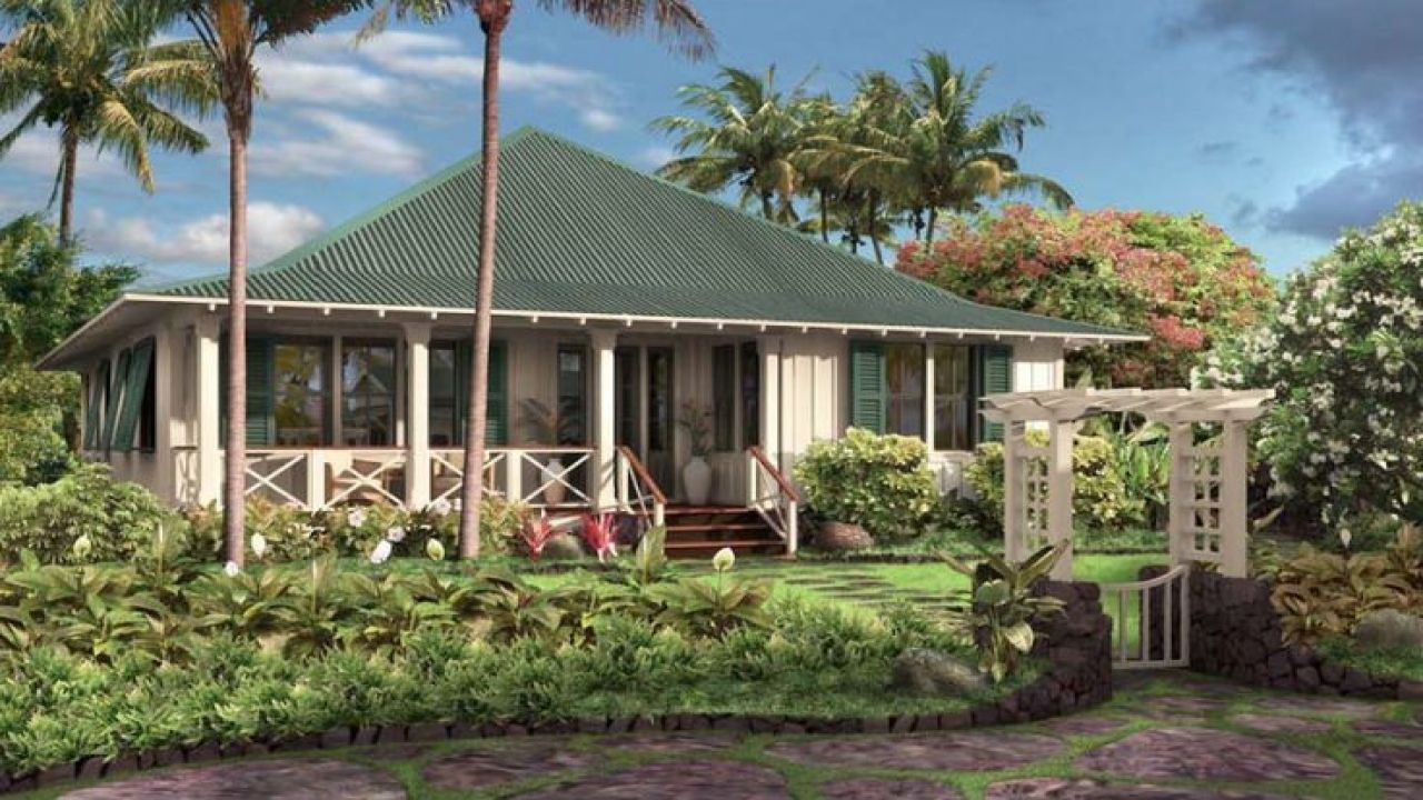 Plantation House Plans Hawaii Home Design And Style | House Plans ...