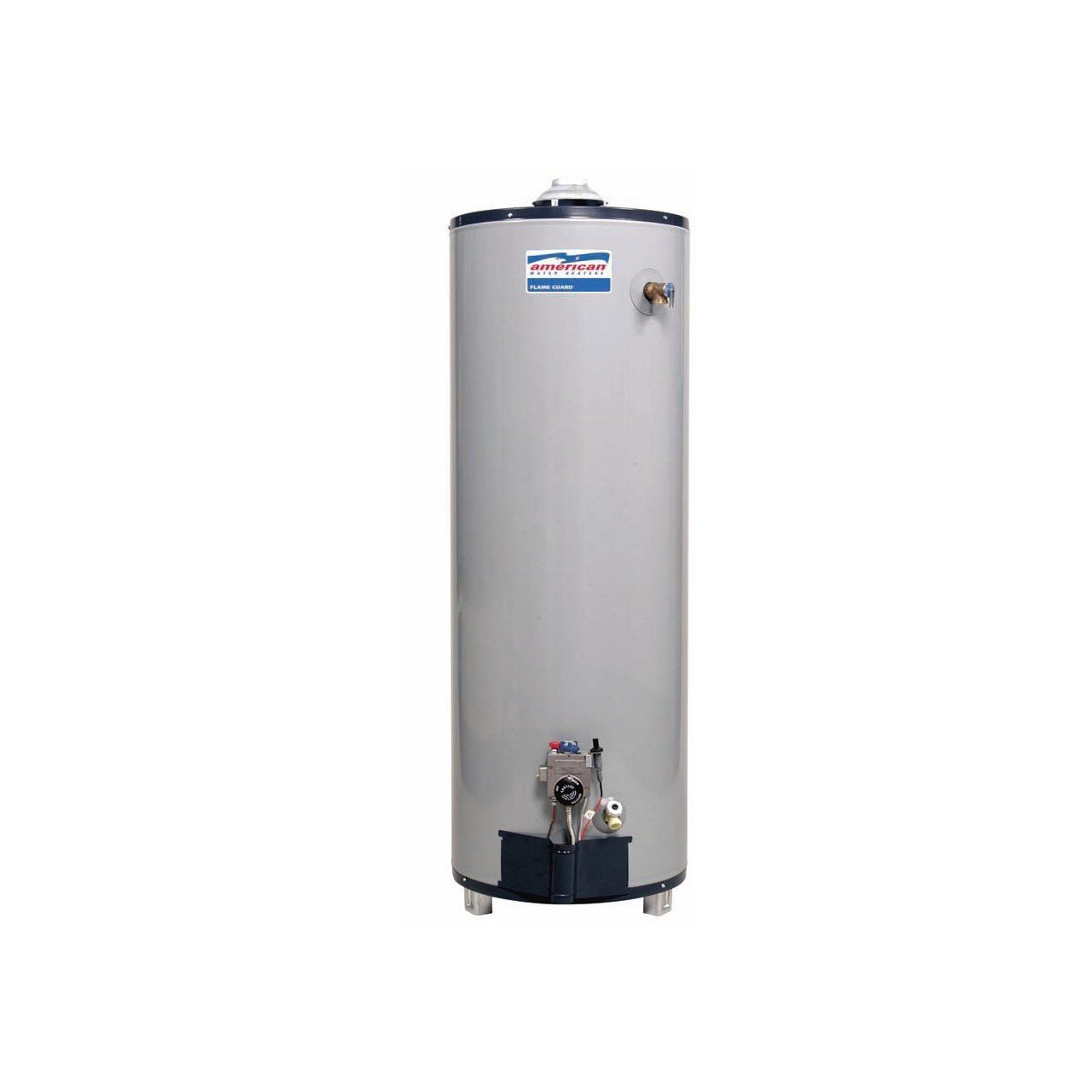 30 Gallon American Mobile Home Sealed Combustion Water Tank (Direct