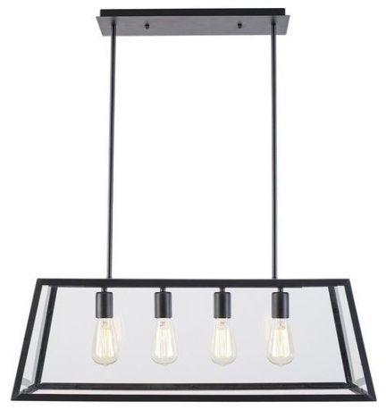 58 Trendy Kitchen Island Lighting Pendant Black Kitchen