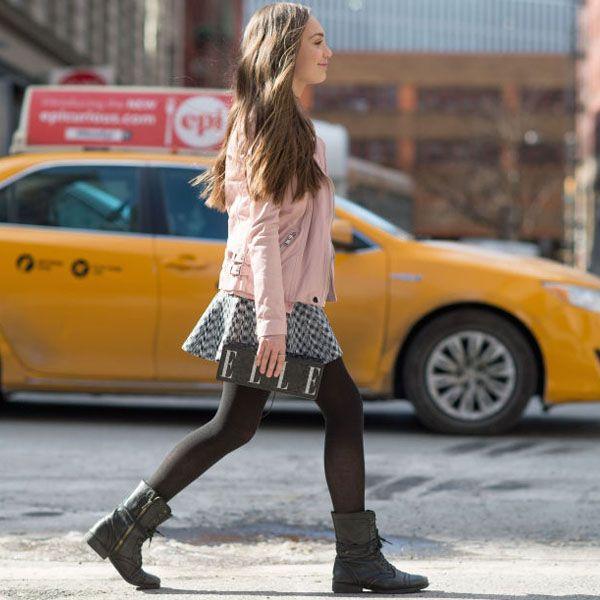 Maddie Ziegler e outras mostram que estilo não tem nada a ver com idade.