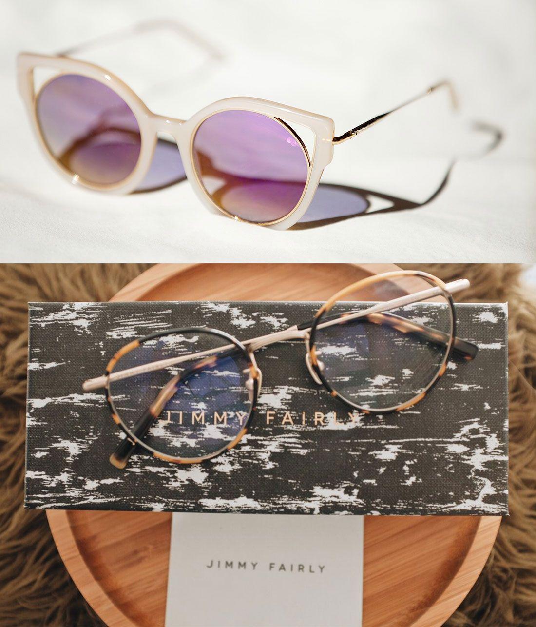 Jimmy Fairly French high fashion eyewear without the