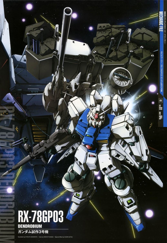 Mobile Suit Gundam 0083 Stardust Memory Rx 78gp03 Gundam